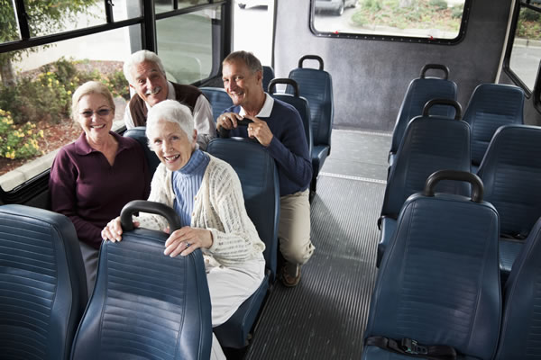 Community Transport Program Bus